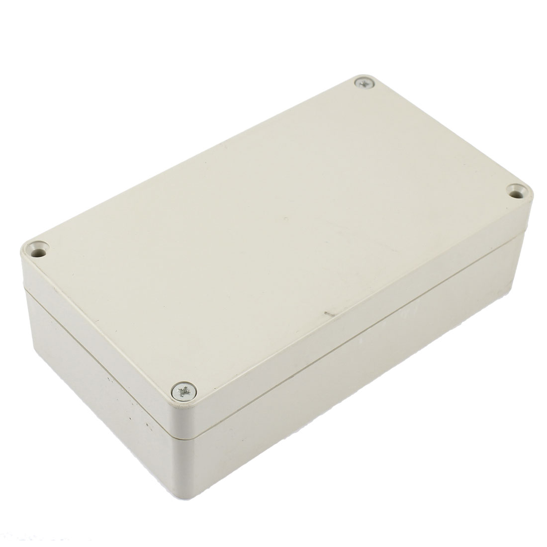 Rectangle Shaped Waterproof Plastic Switch Junction Box 158x90x46mm