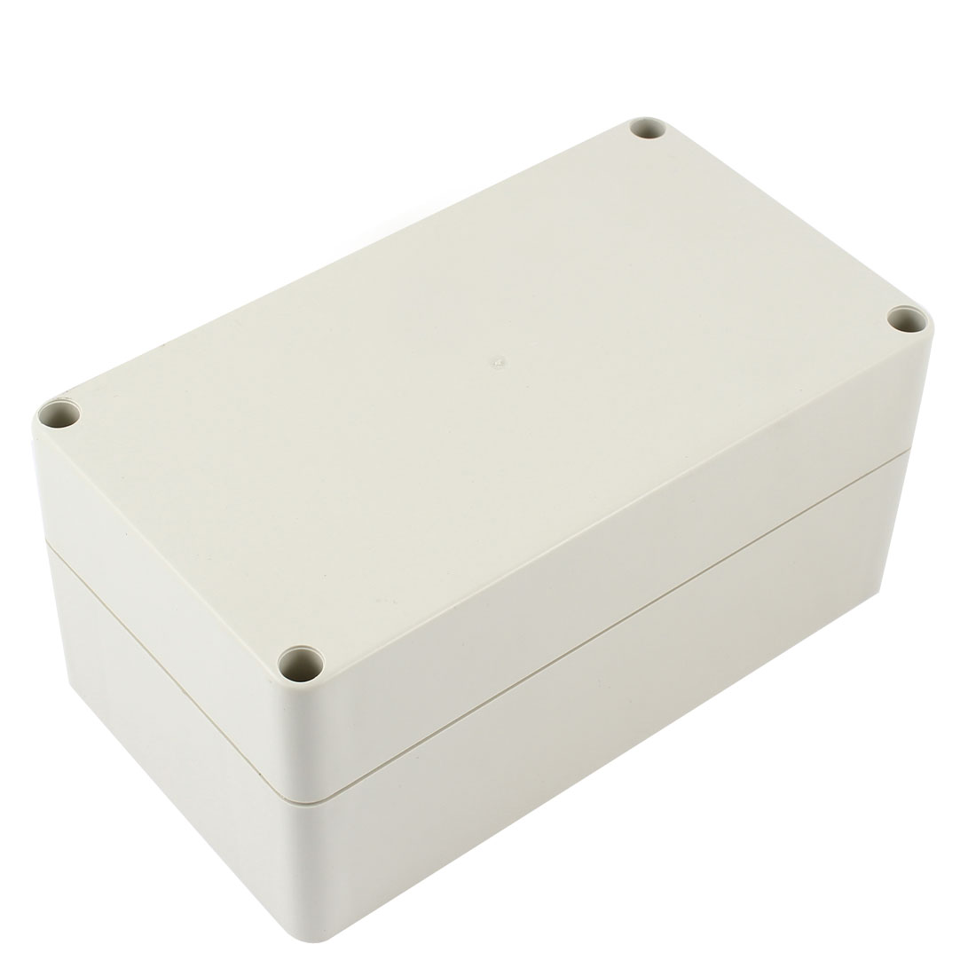 Rectangle Shaped Waterproof Plastic Switch Junction Box 158x83x72mm