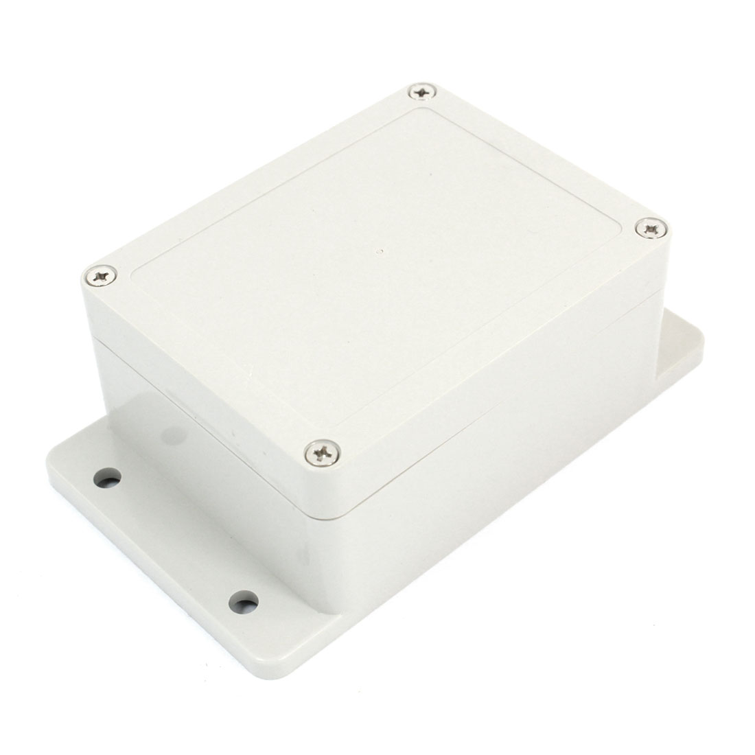 Rectangular Waterproof Plastic DIY Junction Box Case 112 x 87 x 54mm