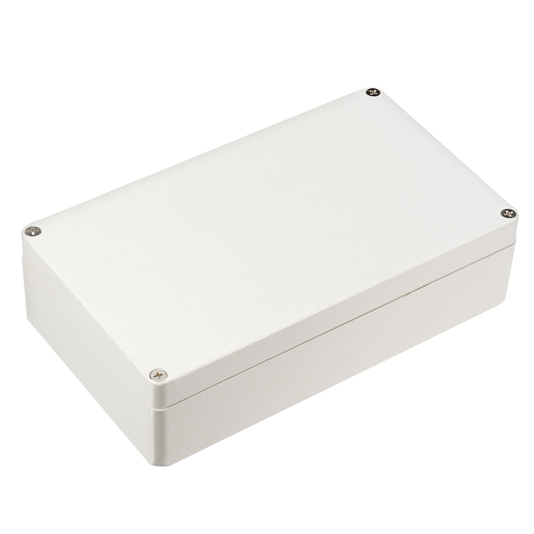 Rectangle Shaped Waterproof Plastic Switch Junction Box 200x120x55mm