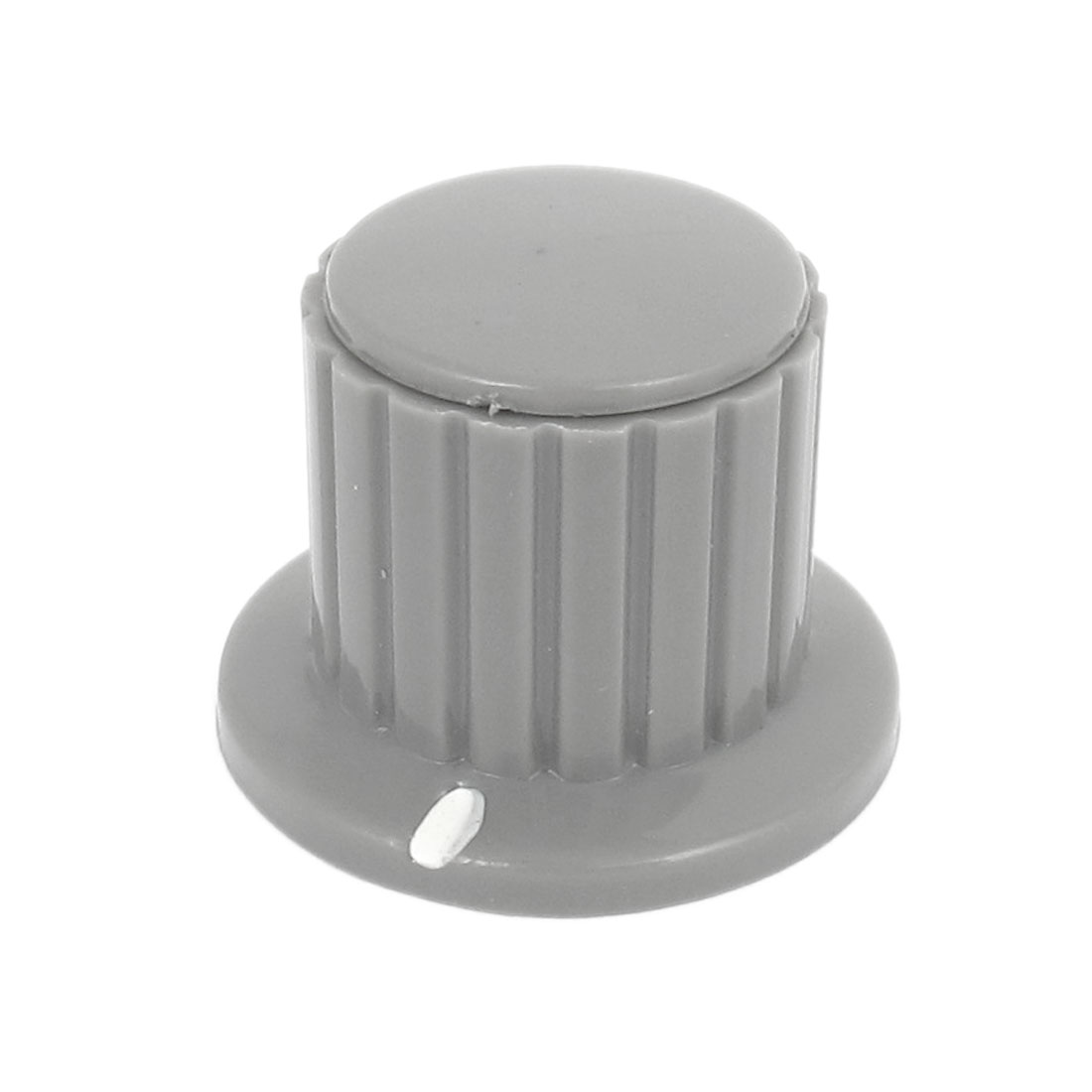 Replacement 6mm Dia Audio Volume Control Potentiometer Knobs 25mmx20mm