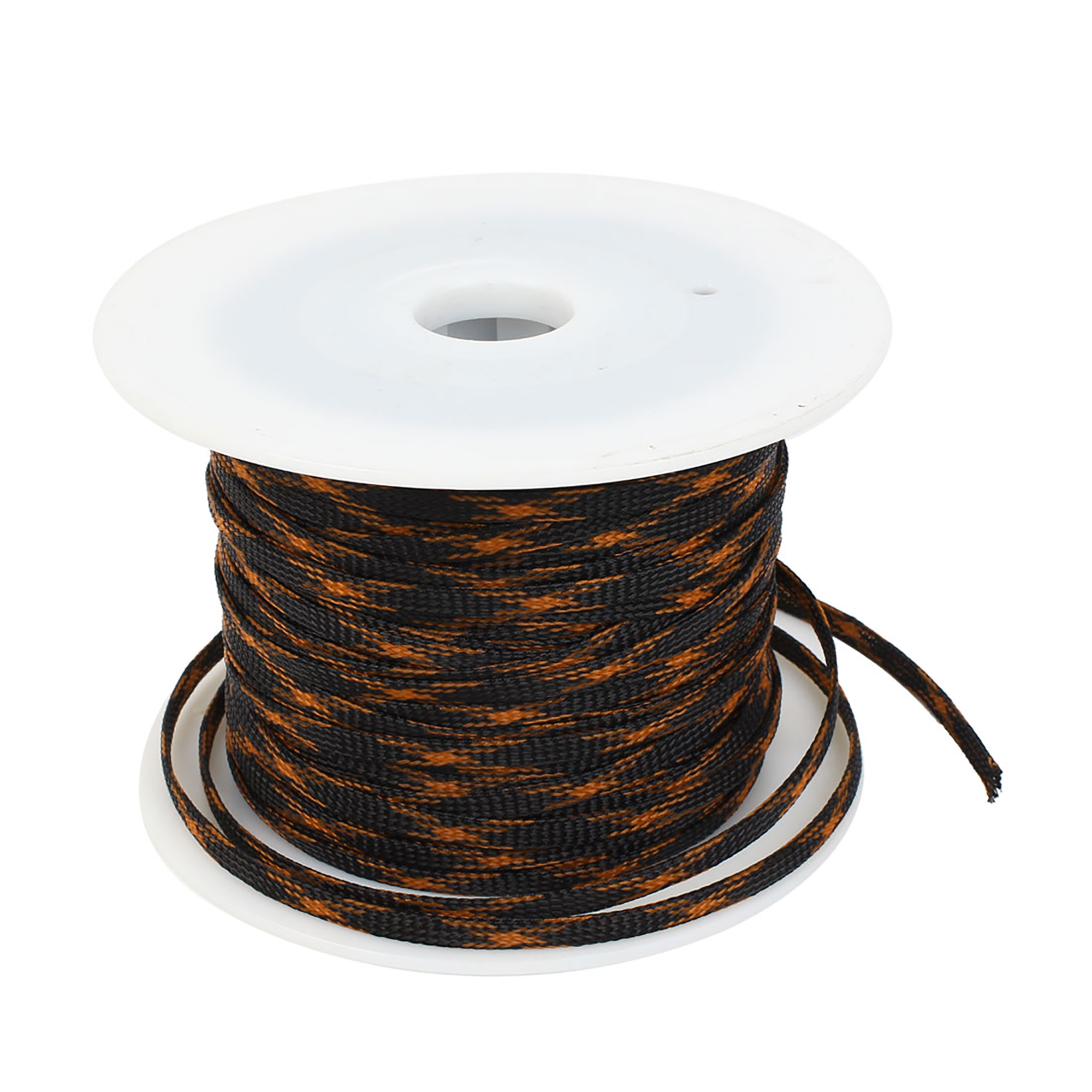 Auto Car Expanding Braided Cable Wire Sheathing Sleeve Sleeving Harness 100M