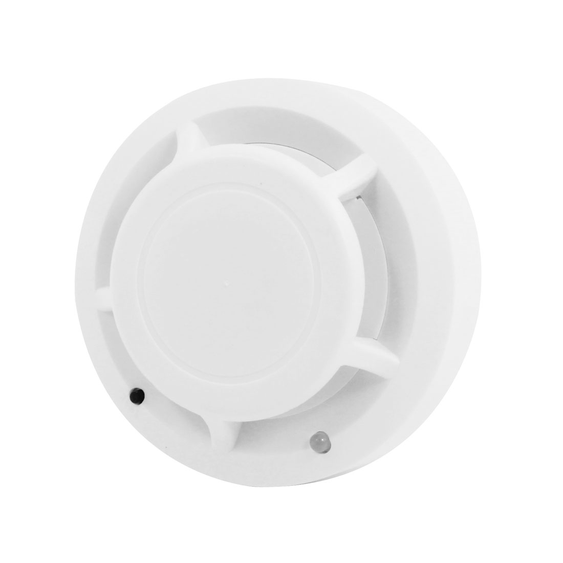 Photoelectric Wireless Smoke Detector Sensor Fire Alarm 10.5 x 5.5cm