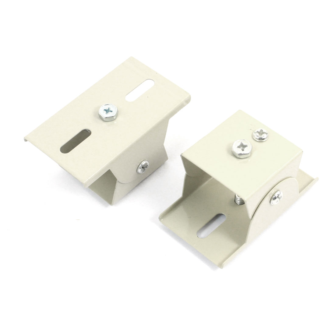 2pcs Wall Mounted 180 Degree Rotation CCTV DVR Camera Bracket