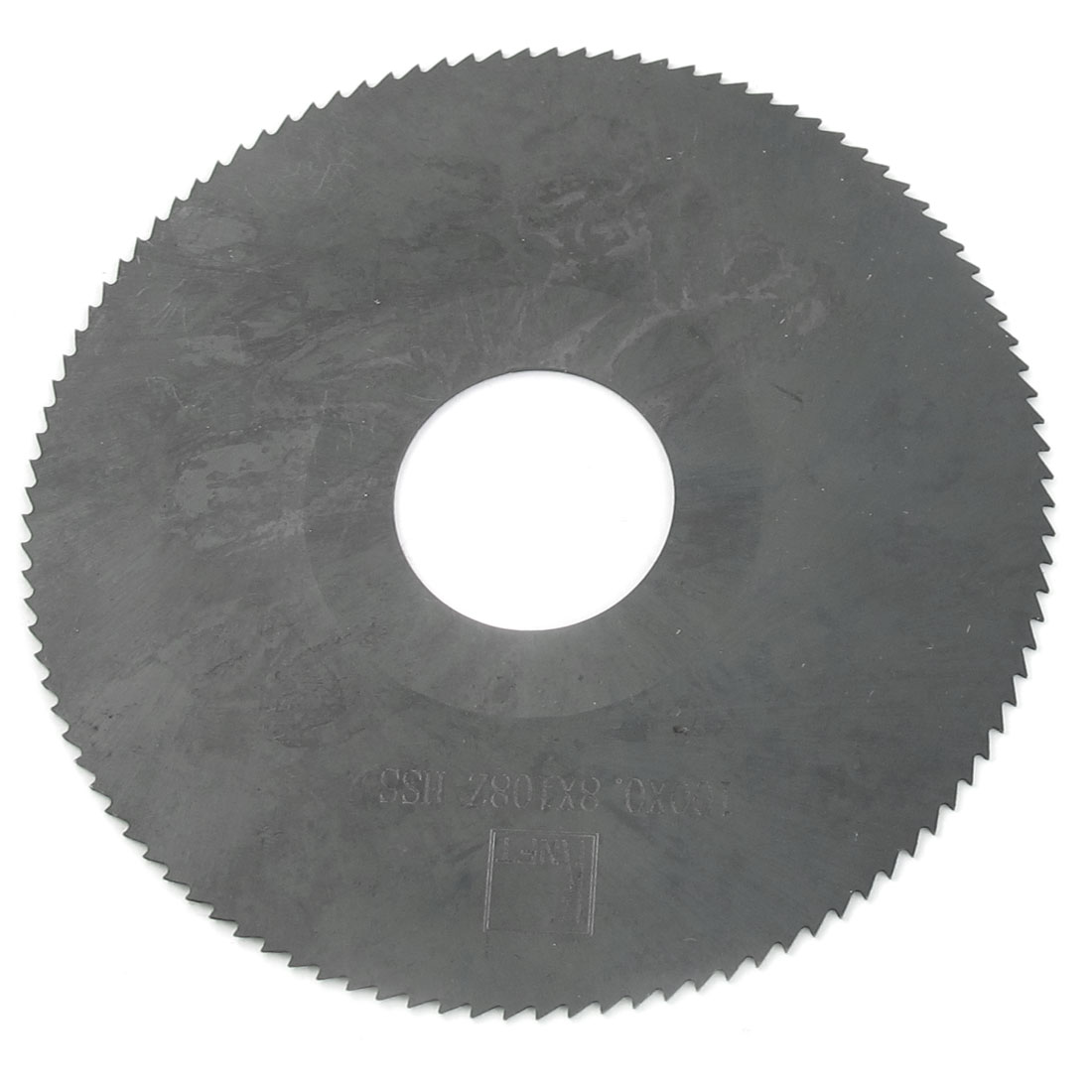 "Cutting Tool Black 1mm Thickness 4"" Outer Dia 108 Teeth HSS Circular Slitting Saw"