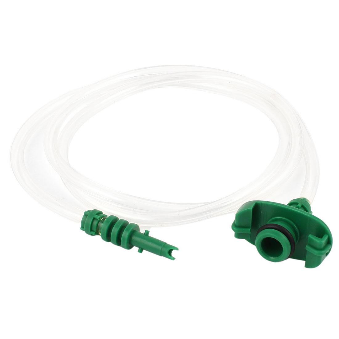 15mm Inner Dia 10cc 10ml Barrel Glue Dispenser Syringe Adapter 1Meter Length
