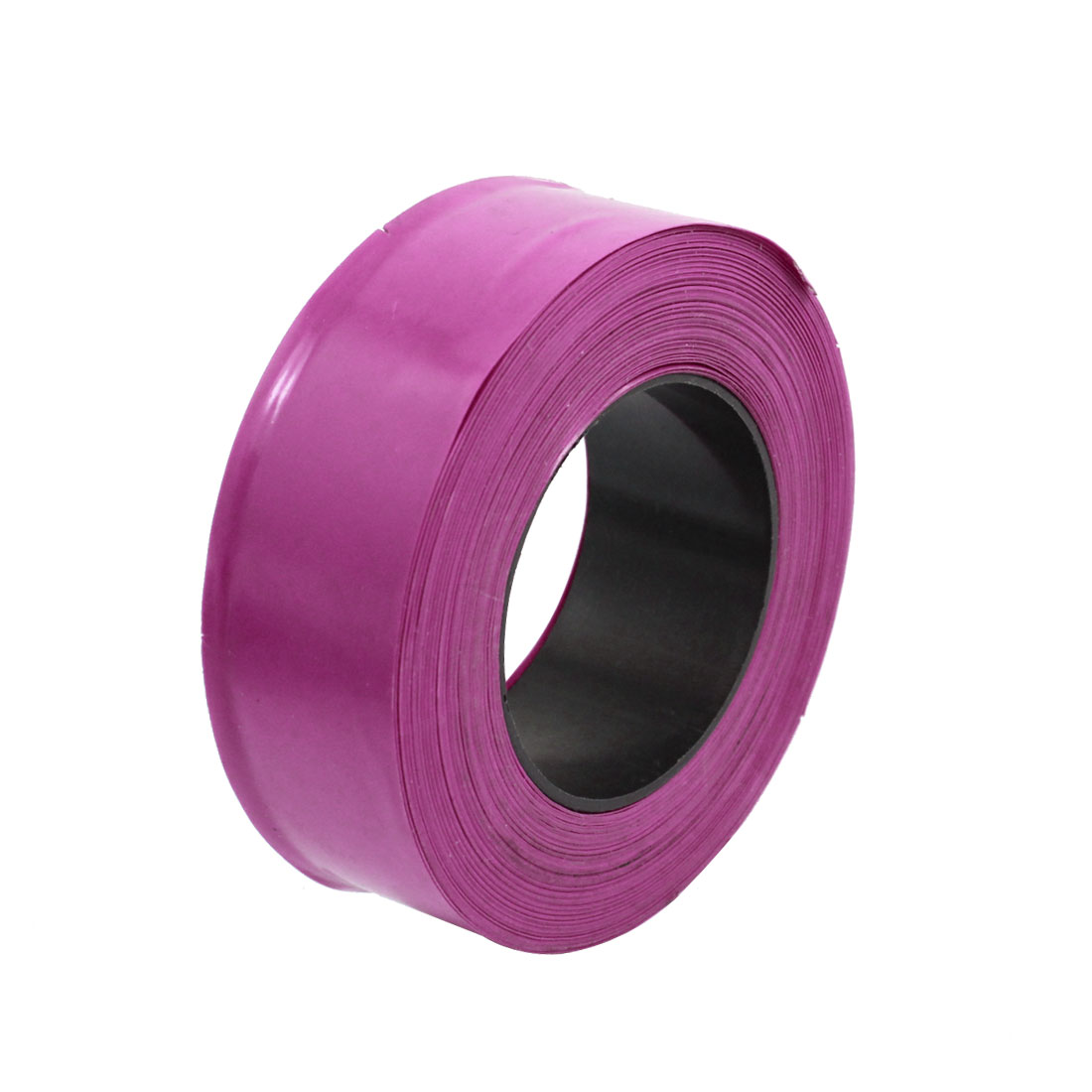 52Ft Length 24mm Width PVC Electrical Insulation Tape Fuchsia