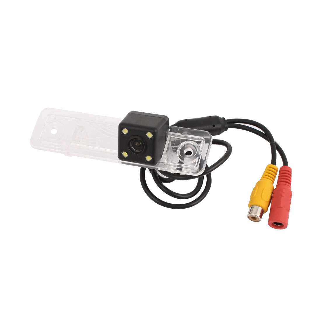 Waterproof 4 White LED CCD Car Rear View Back Up Reverse Parking Camera for Execelle