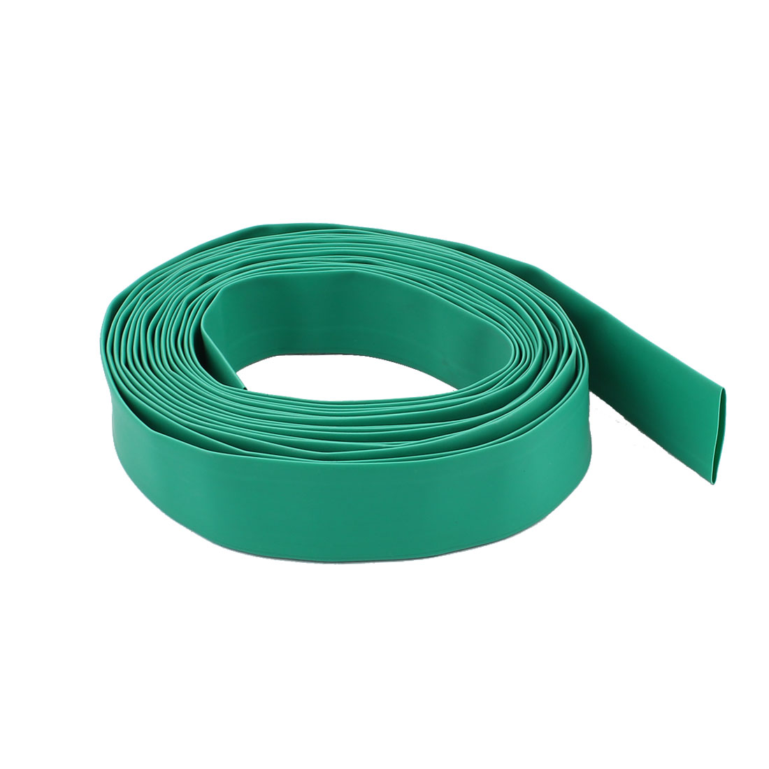 Green 16mm Dia 2:1 Polyolefin Heat Shrink Tubing Shrinkable Tube 5M 16Ft