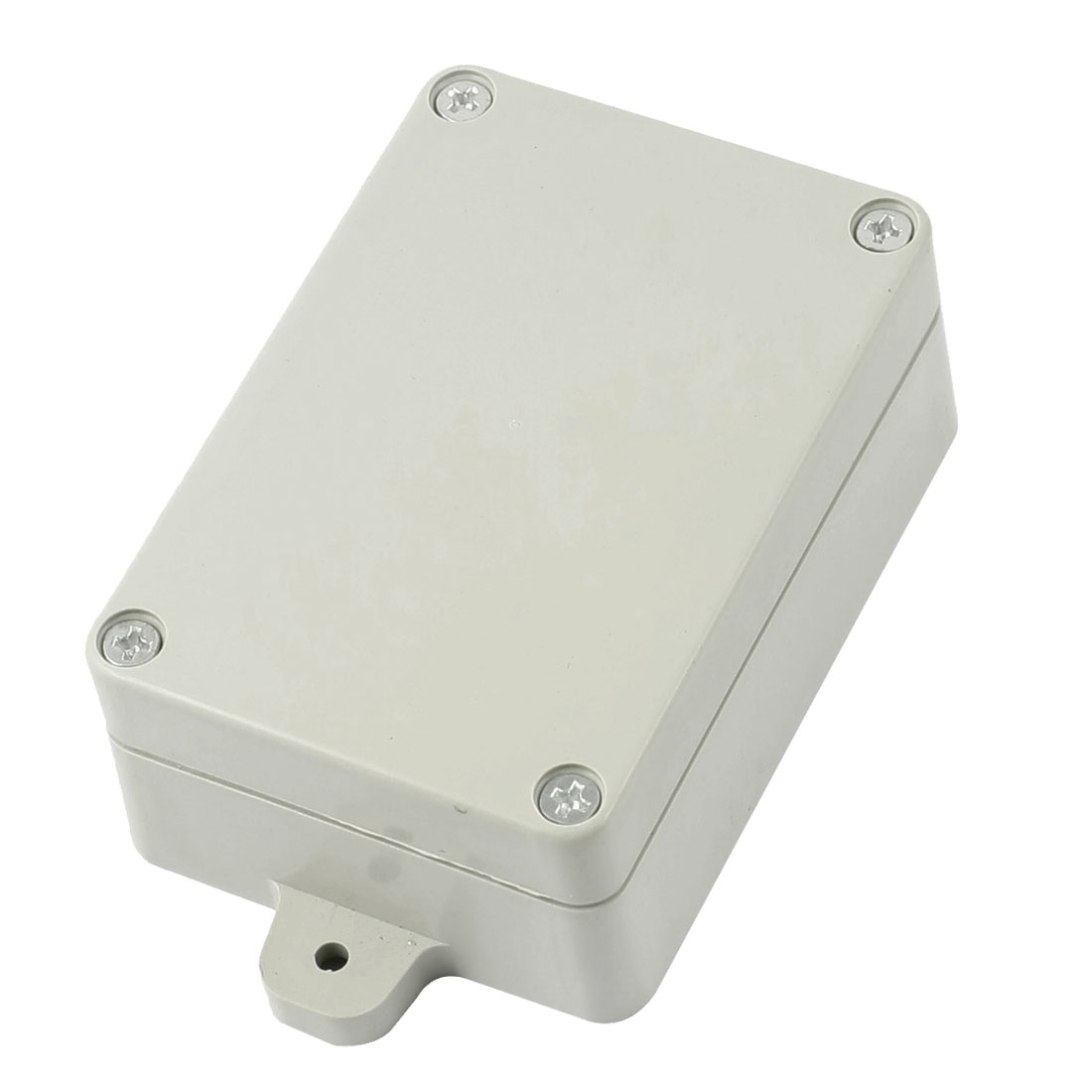 85mm x 60mm x 33mm Surface Screw Mount Dustproof IP65 Plastic Sealed Electronic Project Power Junction Enclosure Box Protection