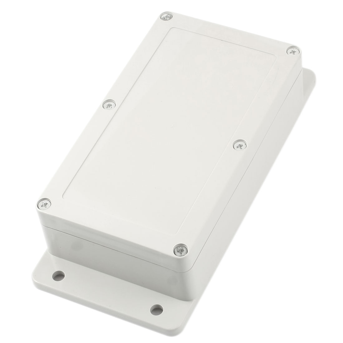 157mm x 90mm x 45mm Dustproof IP65 Rectangle Plastic Sealed Electronic Project Power Junction Enclosure Box Protection