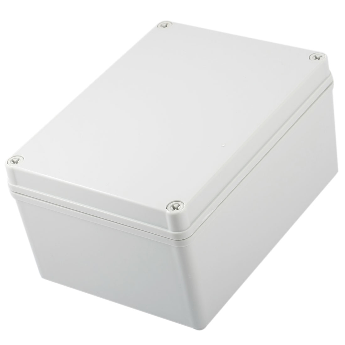 200mm x 145mm x 100mm Waterproof Rectangle Plastic Sealed Junction Enclose Box Power Protection Case