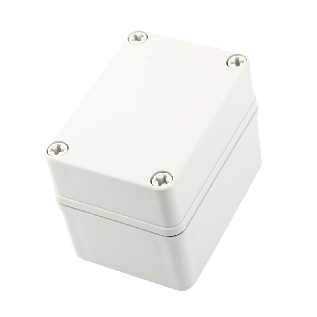 110mm x 85mm x 80mm Waterproof Rectangle Plastic Sealed Junction Enclose Box Power Protection Case