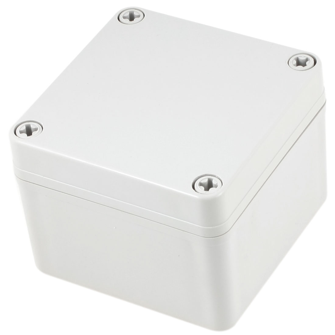 Rectangle Dustproof IP65 Plastic Sealed Power Junction Enclose Box Power Protection Case 100mm x 100mm x 75mm