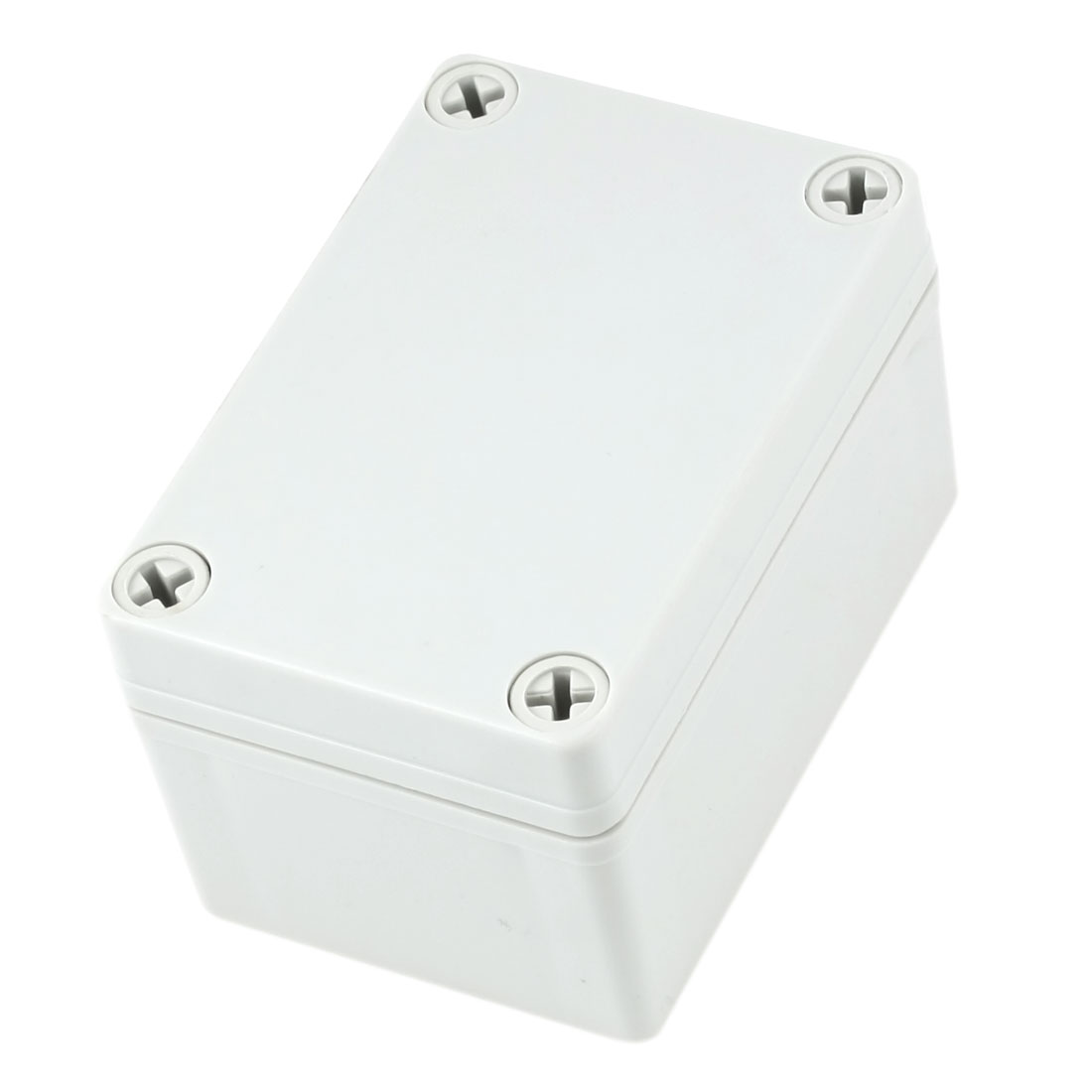 95mm x 65mm x 55mm Waterproof Rectangle Plastic Sealed Junction Enclose Box Power Protection Case