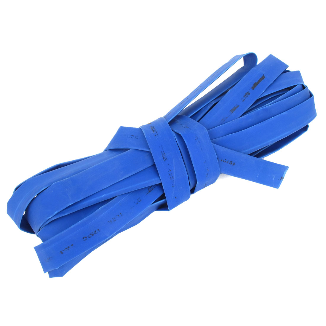 10mm Dia. Heat Shrinkable Tube Shrink Tubing 7.5m Length Blue