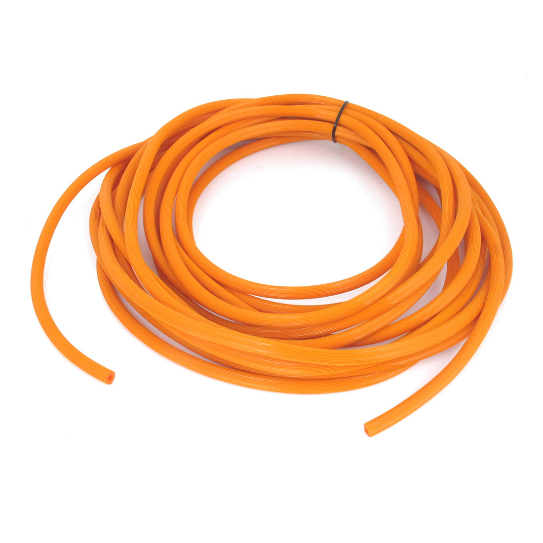 10m Length Aquarium Flexible Plastic Air Oxygen Circulate Pipe Orange