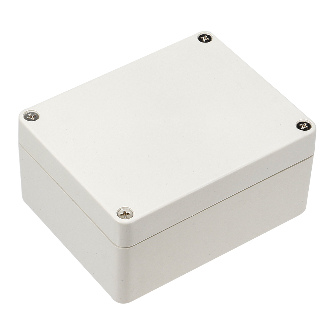 Surface Mounted ABS Dustproof IP65 Sealed Electric Junction Box 115x90x55mm