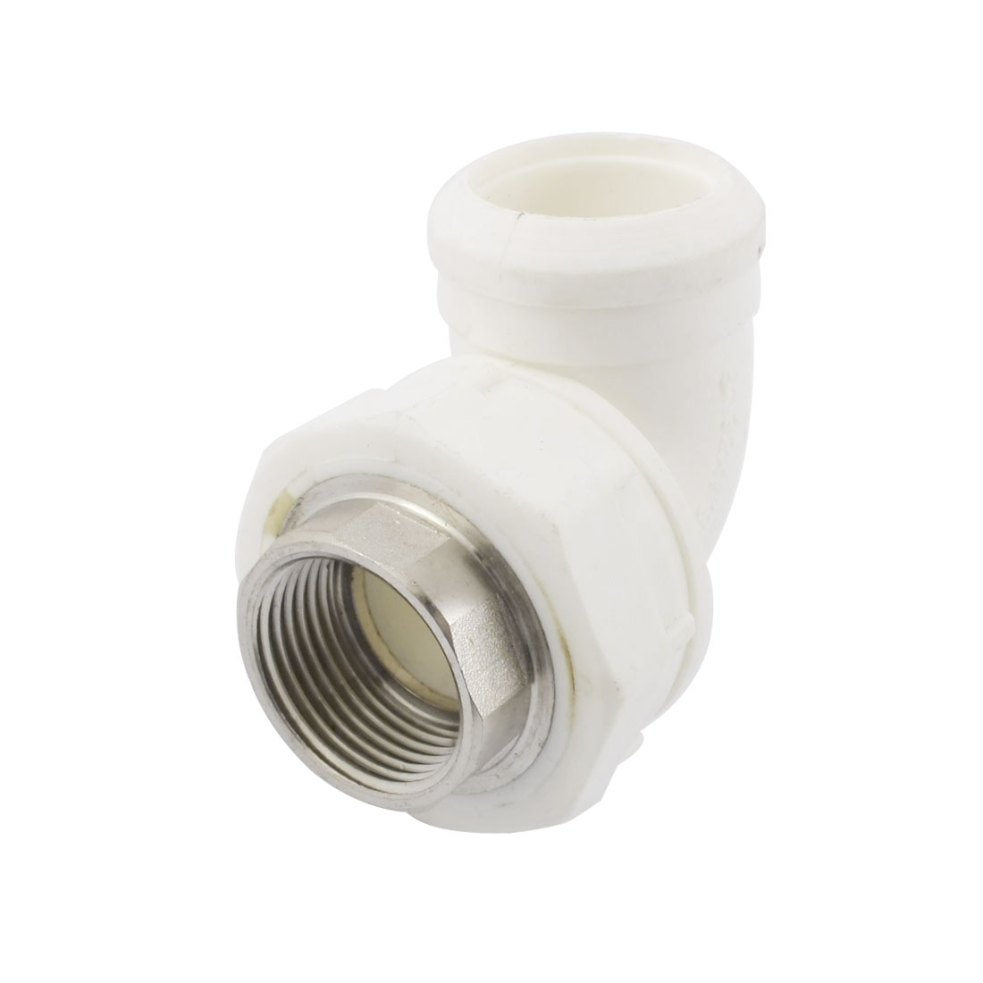 PPR 2-Way 32mm to 1PT Female Water Pipe Hose Tube Elbow Coupler Connector