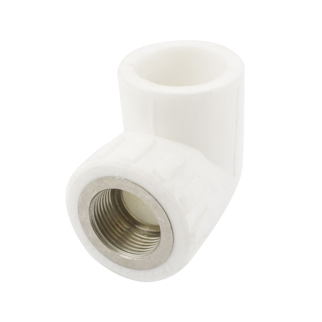 PPR 32mm to 3/4PT Thread Water Pipe Tube Hose Elbow Fitting Adapter Connector