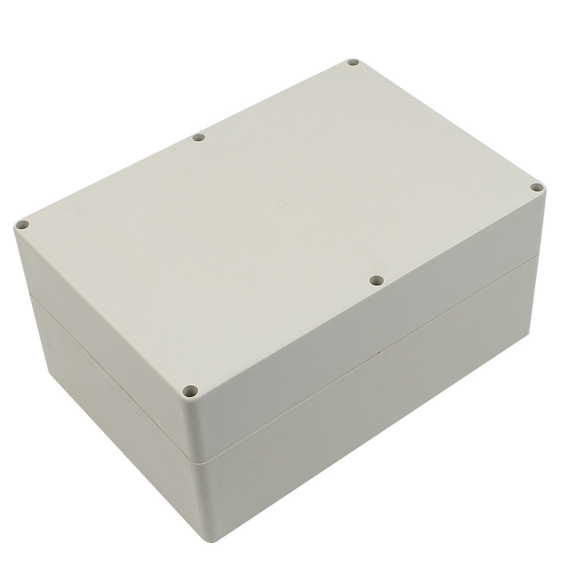 Rectangle Shape ABS Dustproof IP65 Sealed Electric Junction Box 263x182x125mm