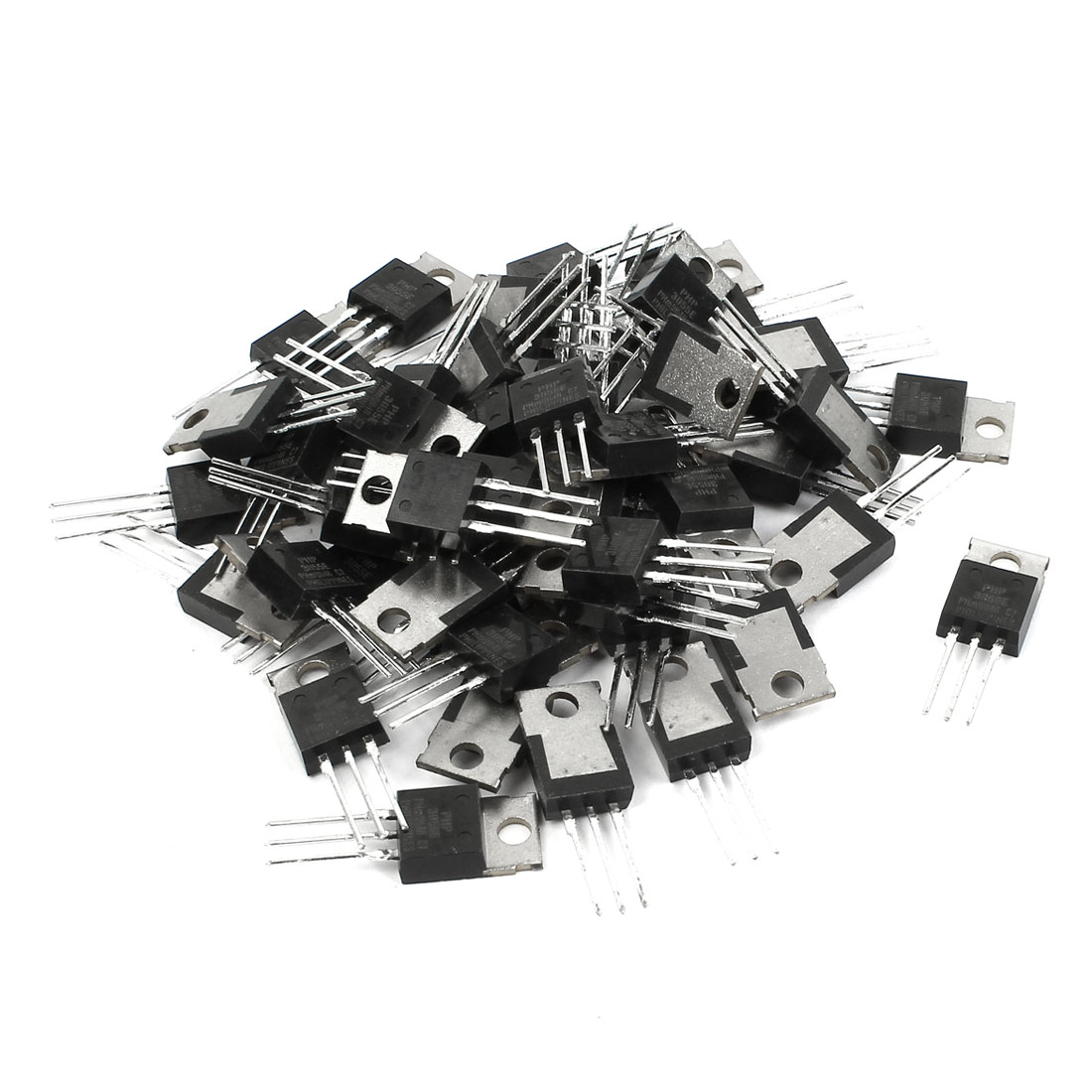 50 Pcs PHP3055E TO-220 N-Channel Power Transistor 55V 10.3A