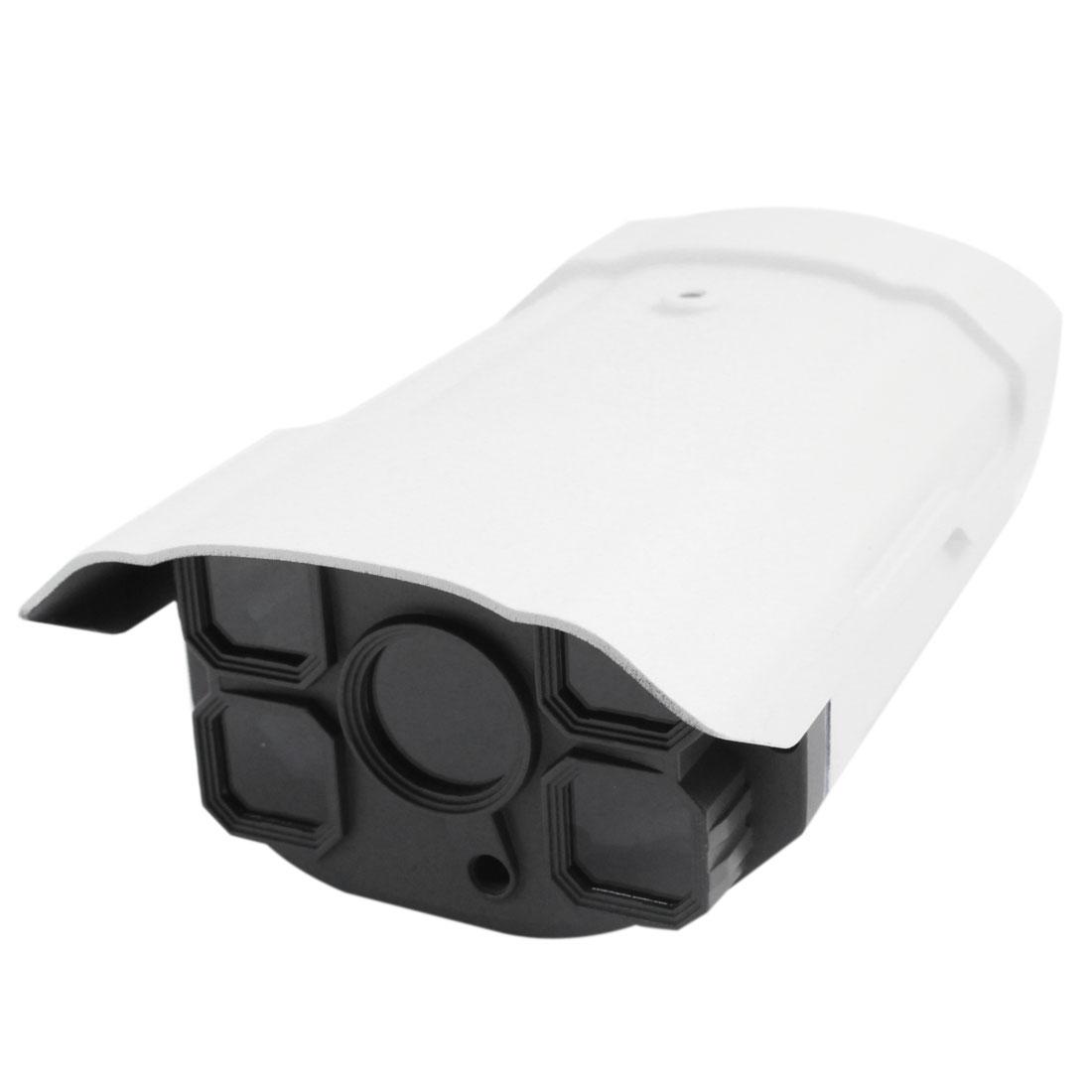 "Waterproof White Metal Array CCD Camera Housing Case 7.9"" x 4.9"" x 2.8"""