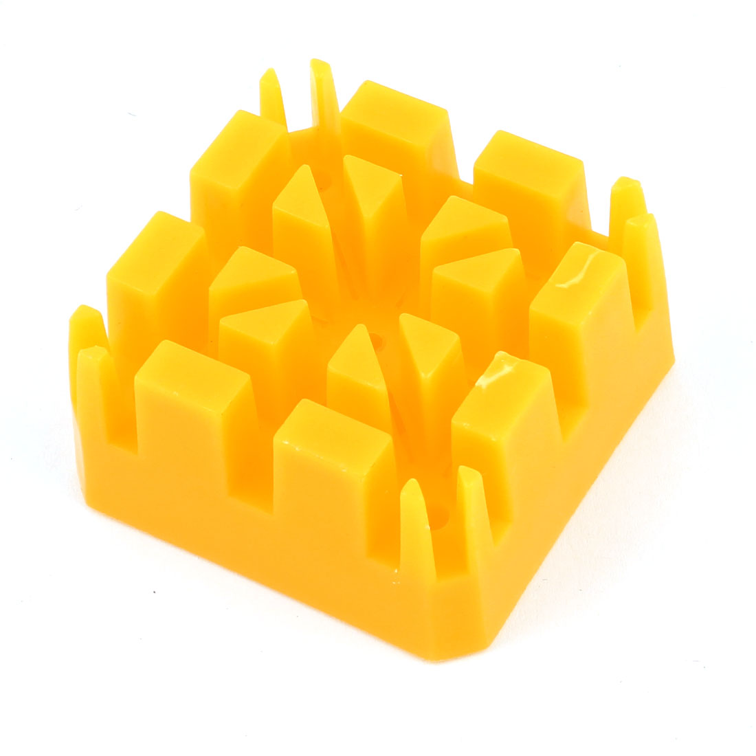 Orange Plastic Watchmakers Repair Tool Watchband Bracelet Holder