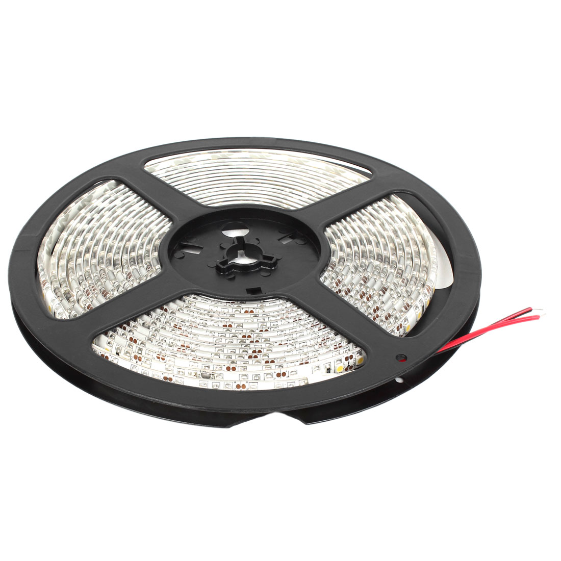 Indoor DC 12V Warm White 3528 SMD 600 LEDs Flexible LED Strip Light 5M