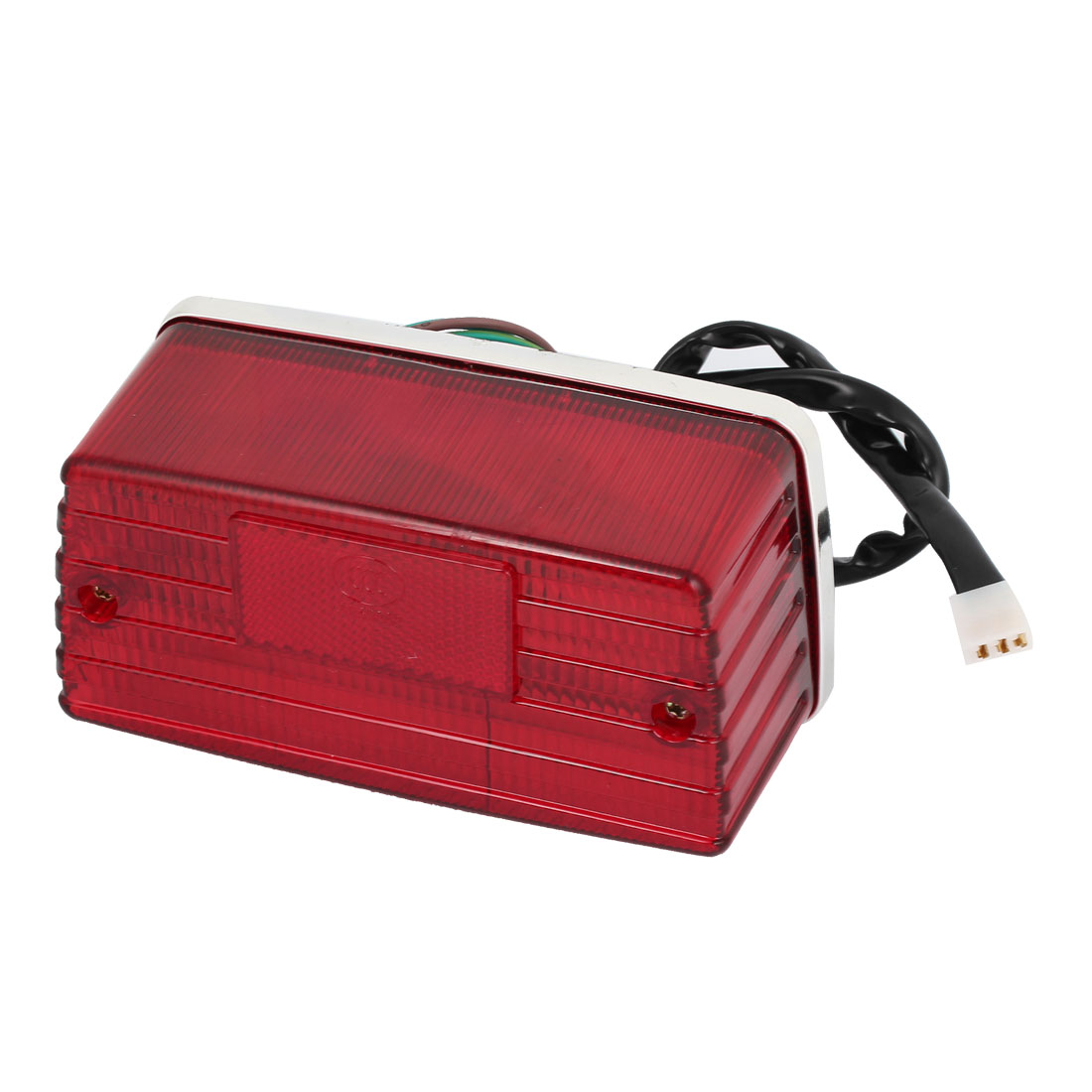 SG Motorcycle Red Light Universal Replacing Tailight Tail Lamps DC 12V