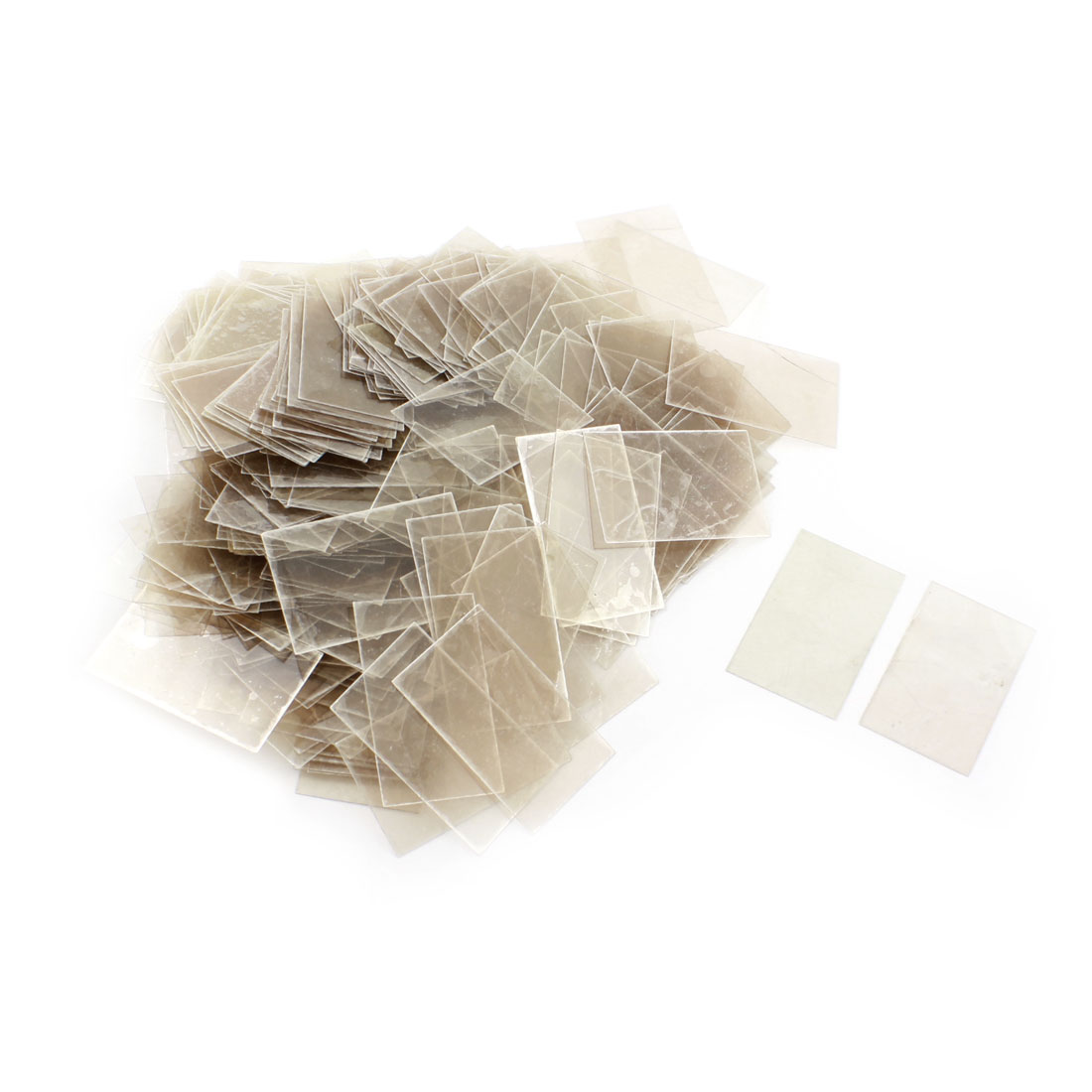 24mm x 39cm x 0.12mm Mica Insulator Sheets Replacement 300pcs