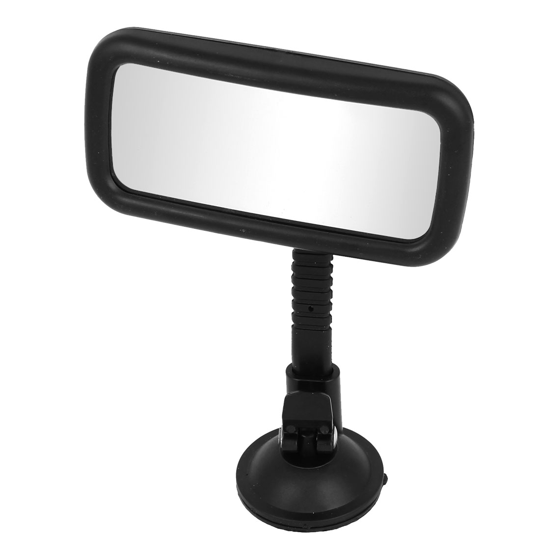 Car Rectangle Shaped Curve Style Wide Angle Rear View Blind Spot Parking Mirror