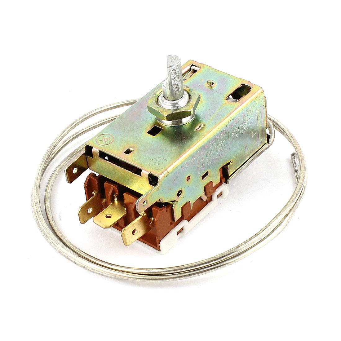 5 to 15 Celsius Degree 3 Pins Freezer Refrigerator Insulating AC 220V/5A 250V/4A
