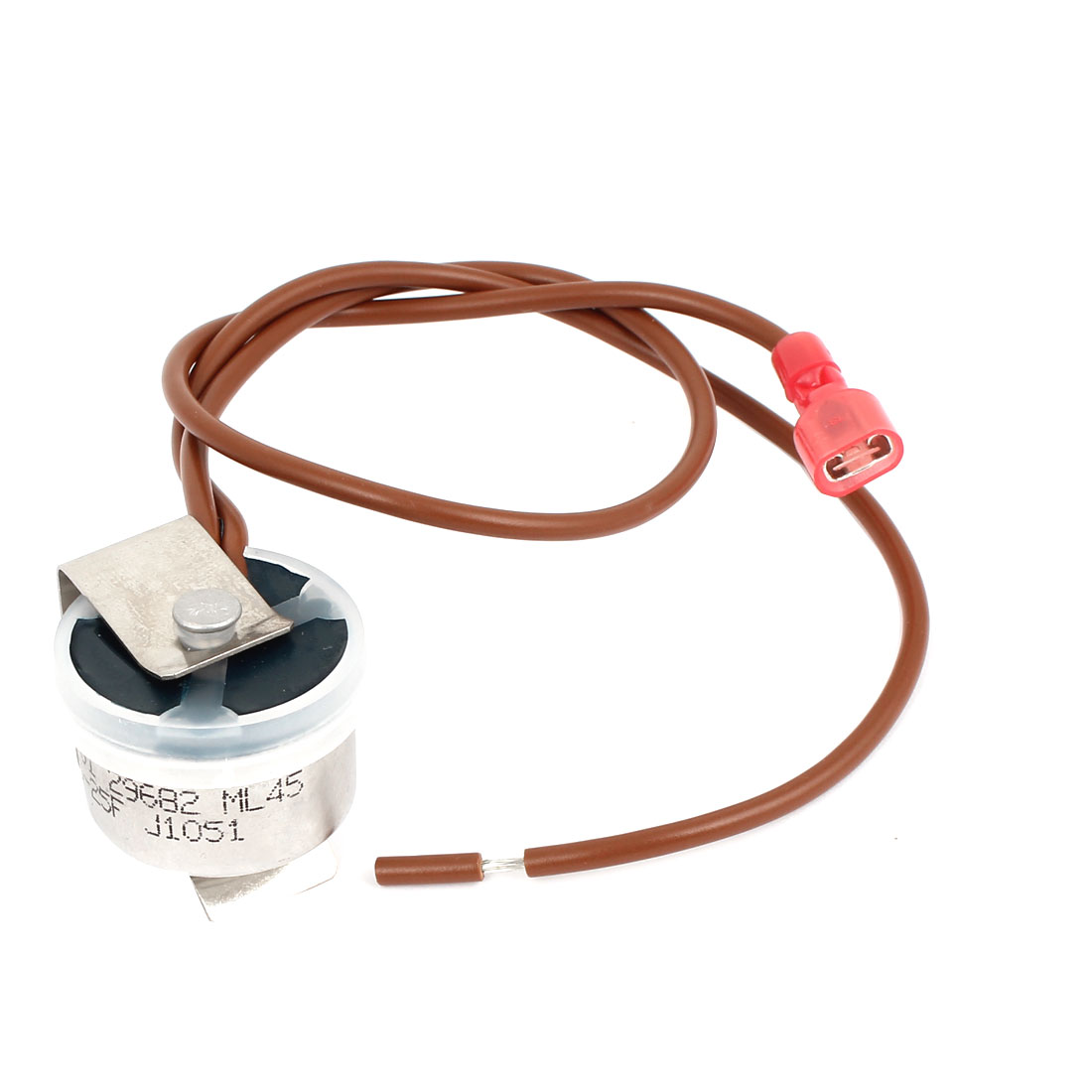 ML45 37T01 L45-25F 30cm Length Cable Defrost Thermostat for Refrigerator Fridge