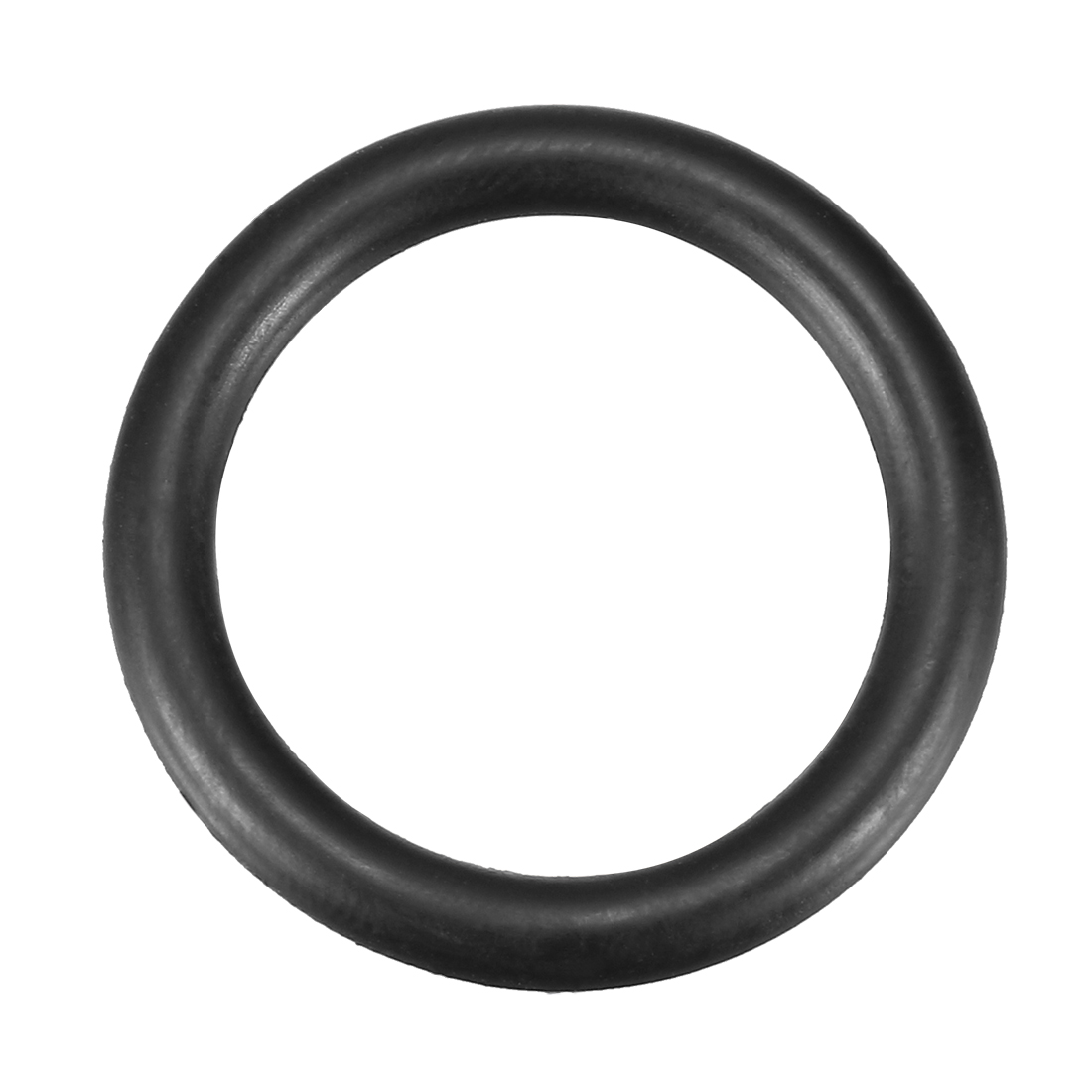 28mm x 21mm x 3.5mm Black Rubber O Ring Oil Seal Gasket 10 Pcs
