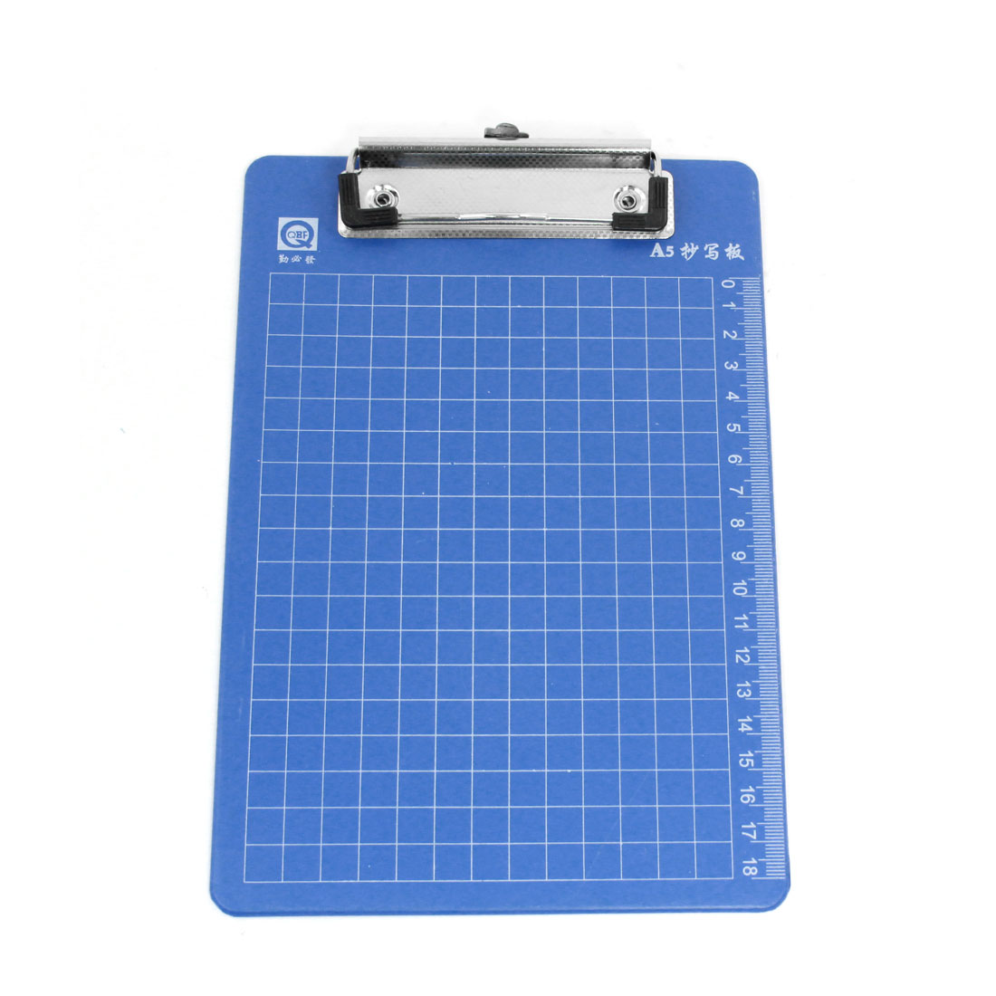 Home Office A5 Record List Note Paper Clear Blue Clipboard Clip Board