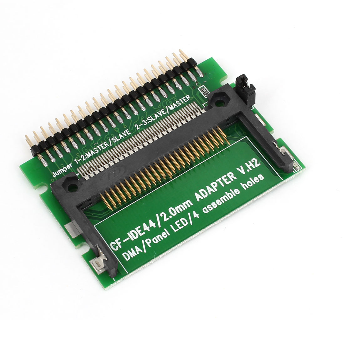 """CF Compact Flash to 2.5"""" IDE 44 Pin Male Master/Slave Adapter Card Converter for Notebook PC"""