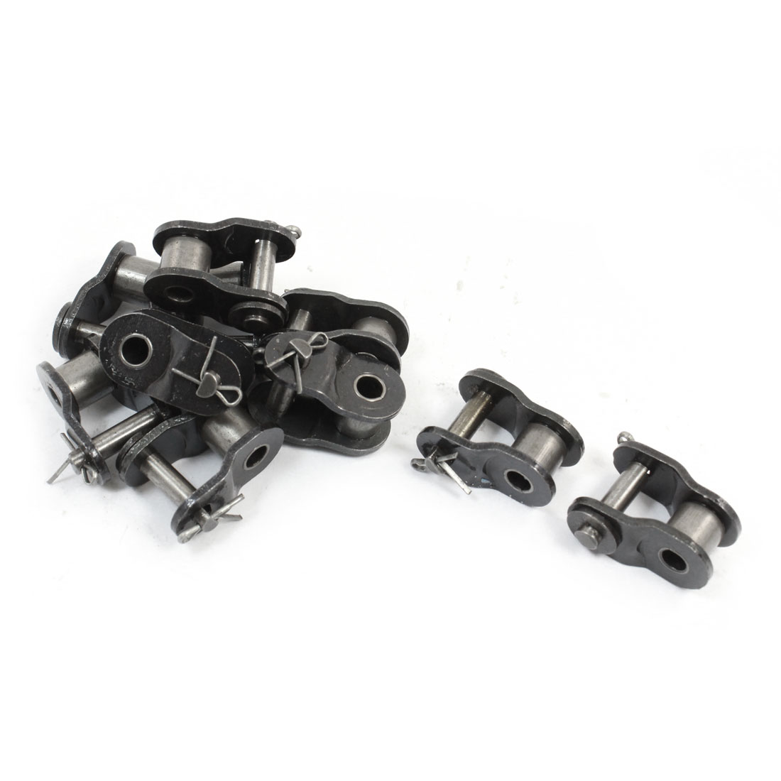 10pcs Half Offset Connecting Link Connectors Chain for Single Speed Bike Bicycle