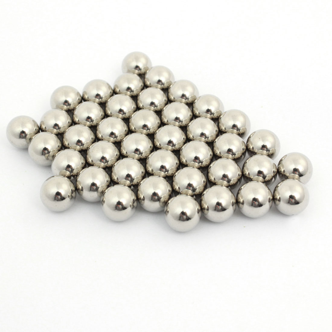 Bicycle Wheel Bearing Steel Balls Spare Parts 9mm Diameter 40 Pcs