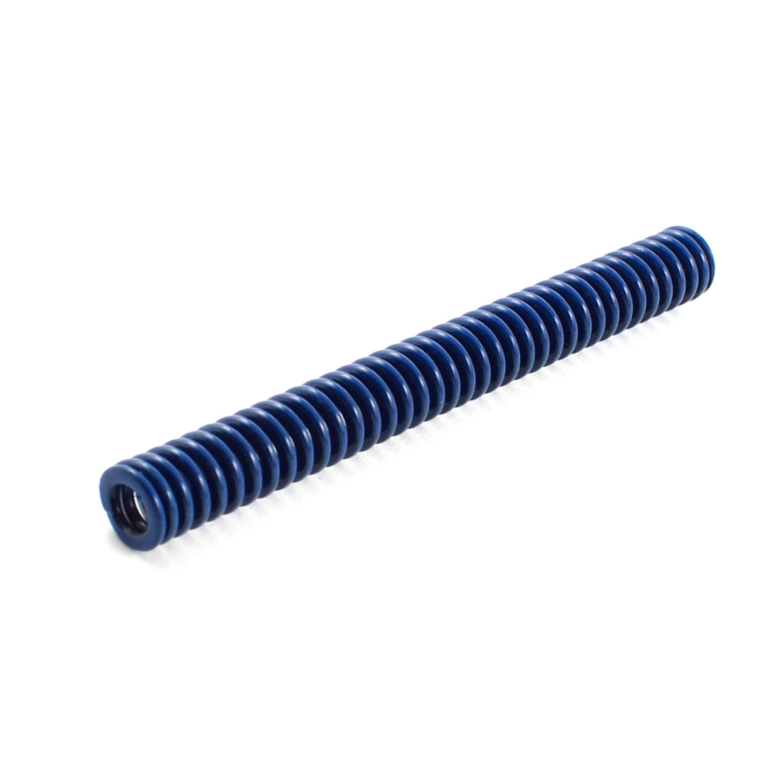Plastic Injection Mold Die Light Duty Spiral Stamping Compression Spring Blue 8mm x 75mm