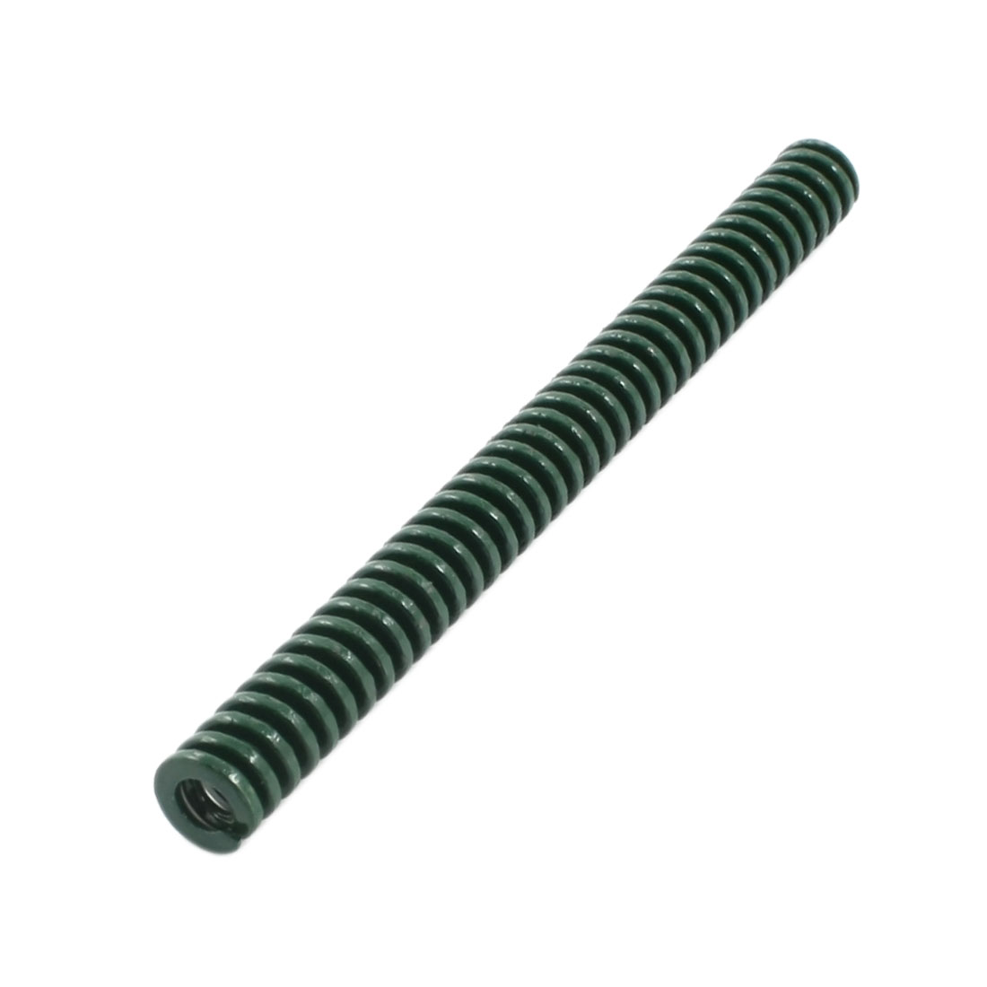 Heavy Load Green Spiral Stamping Compression Die Spring 8x90mm