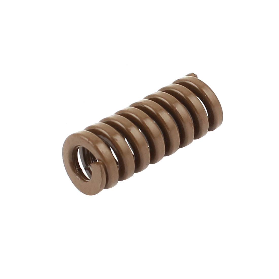 Super Heavy Load Brown Spiral Stamping Compression Die Spring 8x20mm