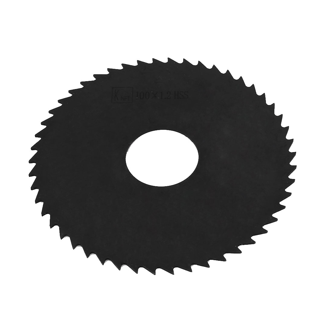 100mm x 1.2mm x 27mm 50T Milling Slitting Slotting Saw Mill Cutter
