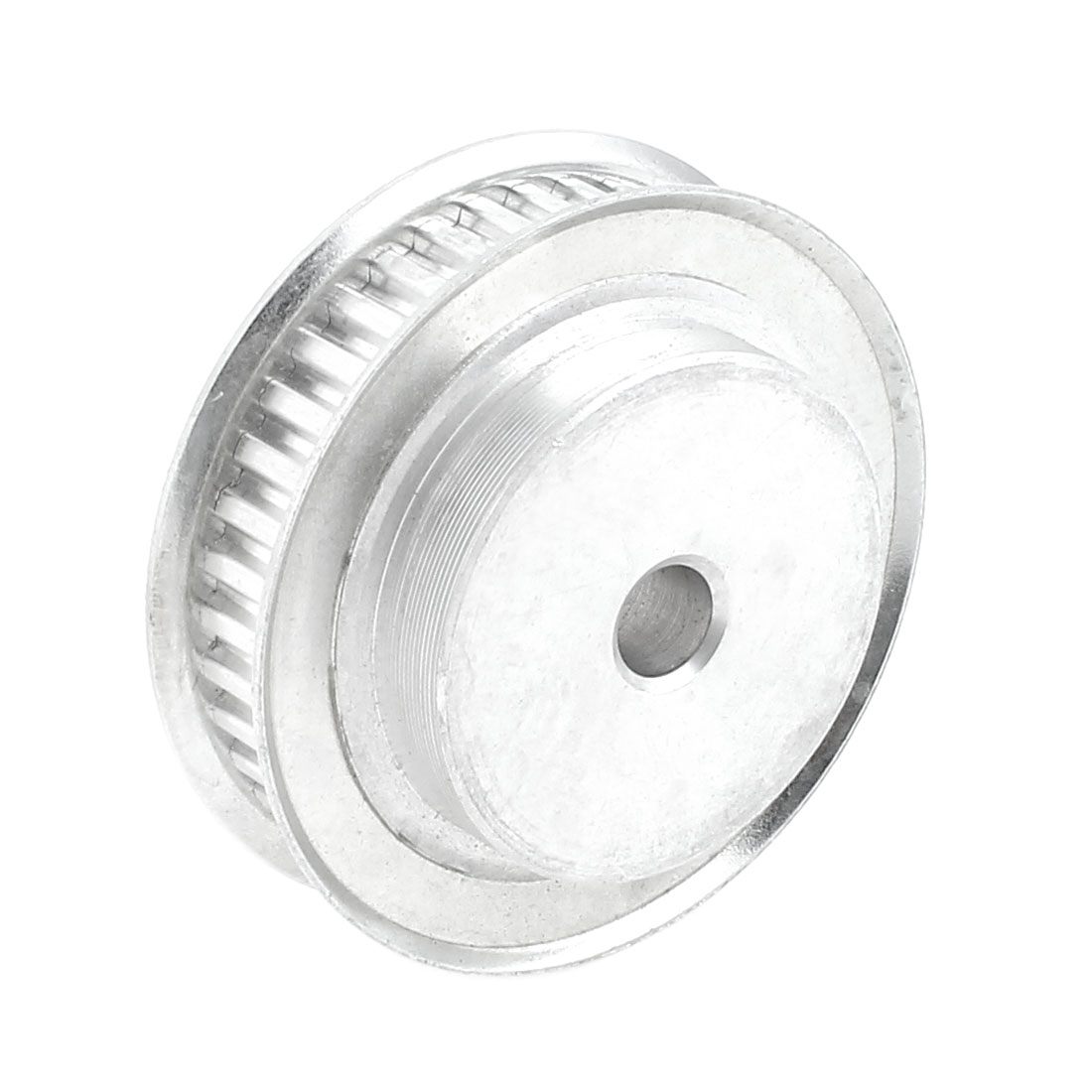 XL40 40 Teeth 10mm Pilot Bore 5.08mm Pitch Aluminum Alloy Groove Timing Pulley for 11mm Width Belt