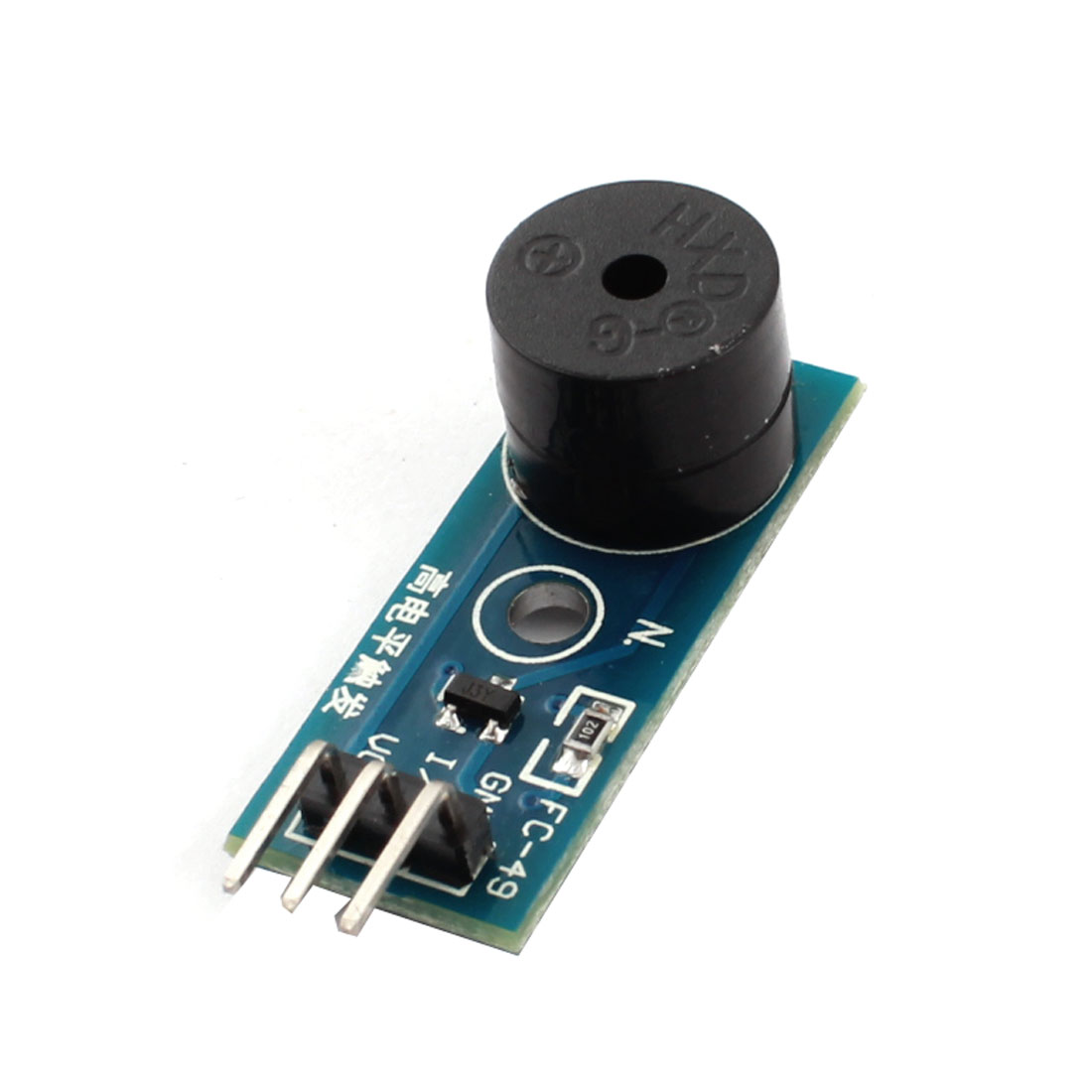 High Level Trigger Active Buzzer Alarm Module DC 5V for MCU AVR