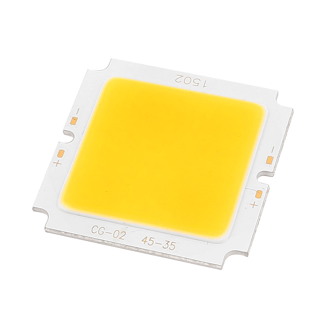 15W DC40-45V 300mA 80-90LM/W Warm White LED Light COB Lamp Beads Chip