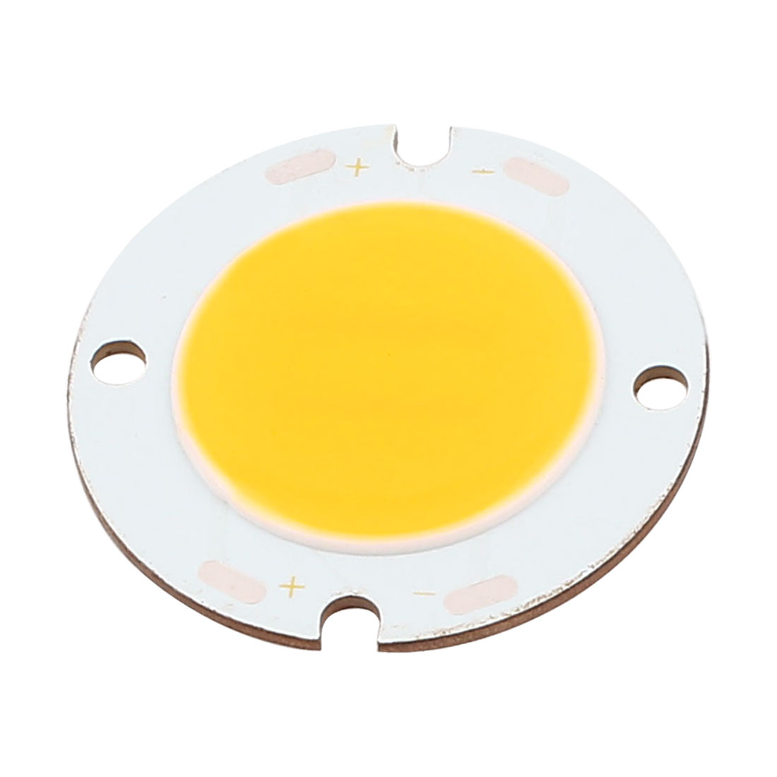 High Power 20W DC30-36V 600mA 80-100LM/W Warm White LED COB Lamp Bead Chip