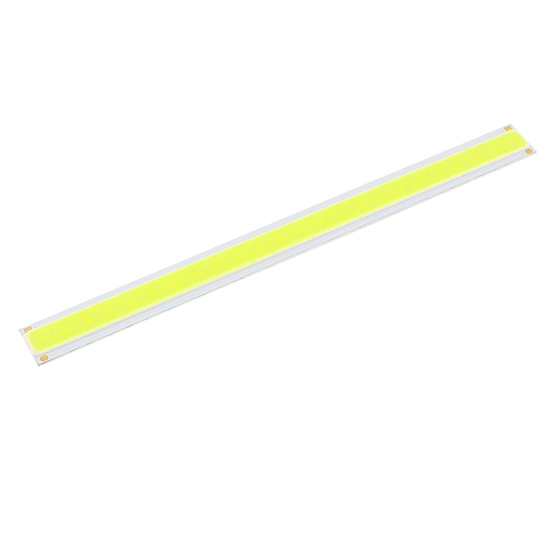 12W DC12-14V 300mA 80-90LM/W White LED Light COB Lamp Bead Chip 150mm Long