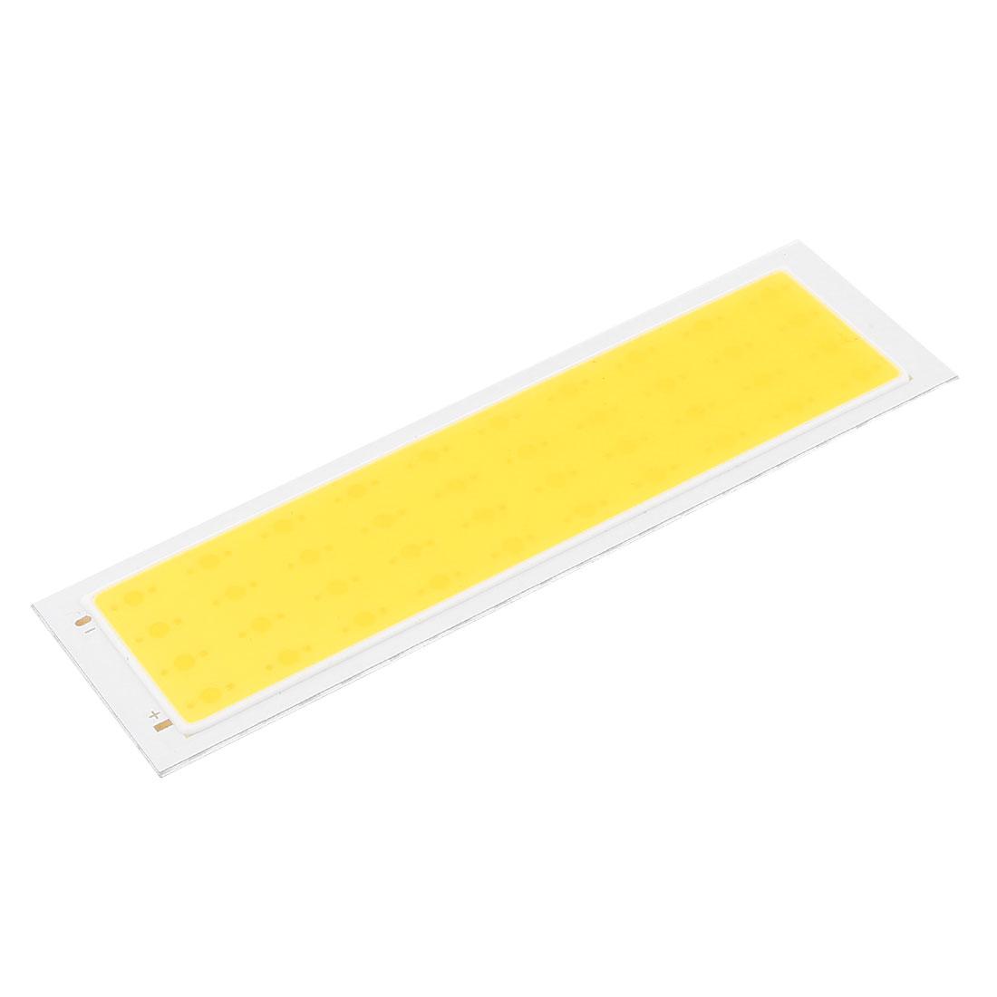 10W DC12-14V 900mA 80-90LM/W Warm White LED Light COB Lamp Beads Chip