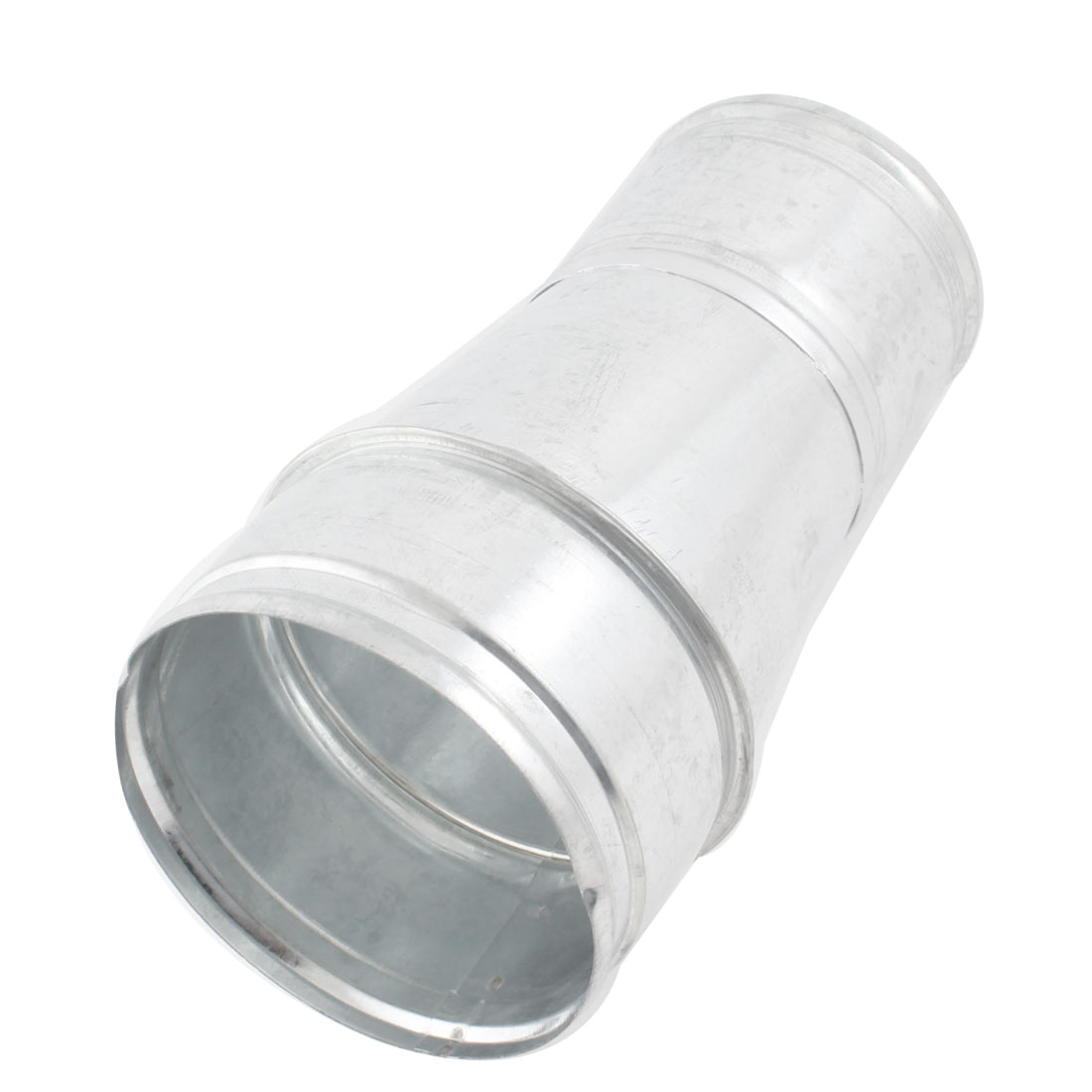 125mm to 100mm 2 Way Straight Outlet Air Vent Joint Adapter Connector for Ventilation Ducting